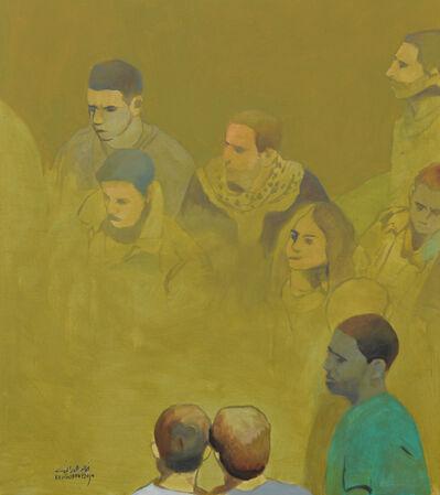Khaled Hourani, 'Gathering #1', 2019