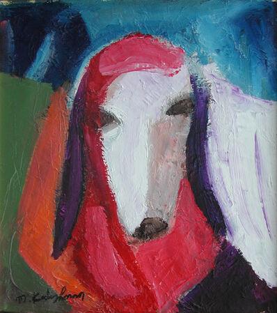 Menashe Kadishman, 'Sheep', ca. 1970