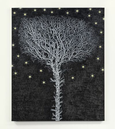 David Austen, 'Tree at Midnight', 2014
