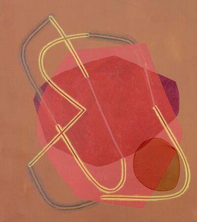 Márton Romvári, 'Borderlines 7', 2020