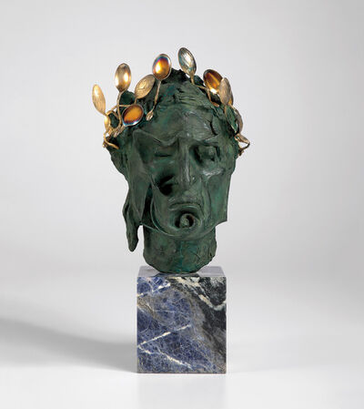 Salvador Dalí, 'Head of Dante', 1964