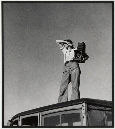 Robert J. Doherty, 'Dorothea Lange', 1934