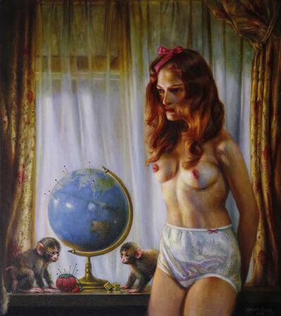 "Rose Freymuth-Frazier, '""World Domination""', ca. 2014"