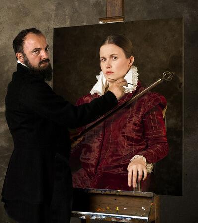 E2 - KLEINVELD & JULIEN, 'Ode to Anguissola's Portrait of Bernardino Campi Painting Sofonisba Anguissola', 2012