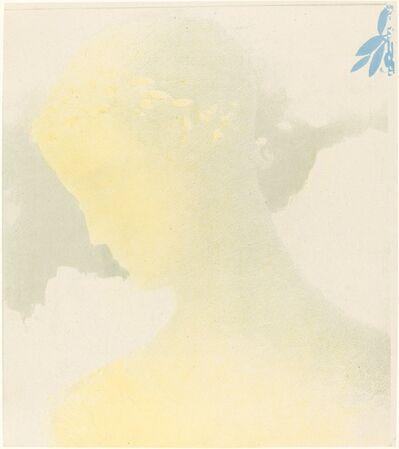 Odilon Redon, 'Béatrice', 1897