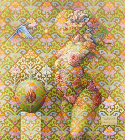 Guy Robinson, 'Flora #8', 2017
