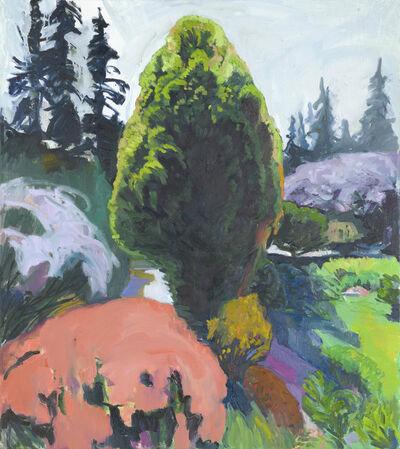 Monica Tap, 'Garden - Shift (Lilac)', 2018