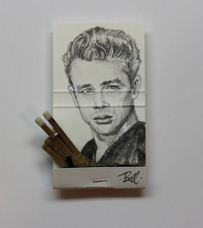 matchbox artists, 'James Dean', 2015