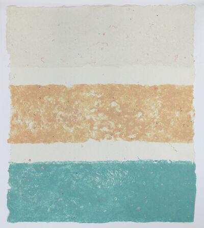 Kenneth Noland, 'PG', 1978
