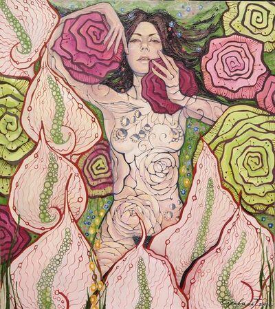 Tetiana Cherevan, 'Lady of the Camelias', 2011