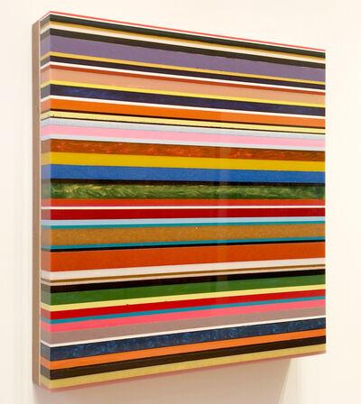Harald Schmitz-Schmelzer, '55 Farben', 2016