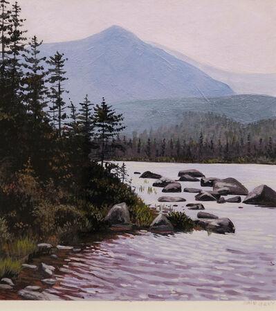 June Grey, 'Under a Pink Sky'
