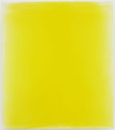 Taek Sang Kim, 'breathing light-yellow', 2016