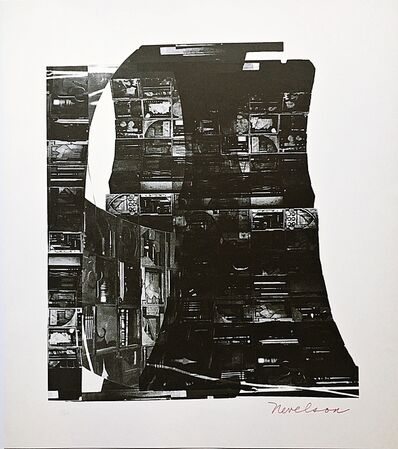 Louise Nevelson, 'Night Reflections', 1968