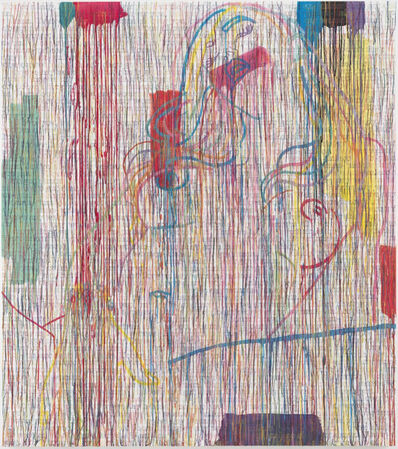 Ghada Amer, 'You Are A Lady', 2015