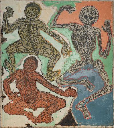 Jean-Pierre Pincemin, 'Sans Titre', 1994