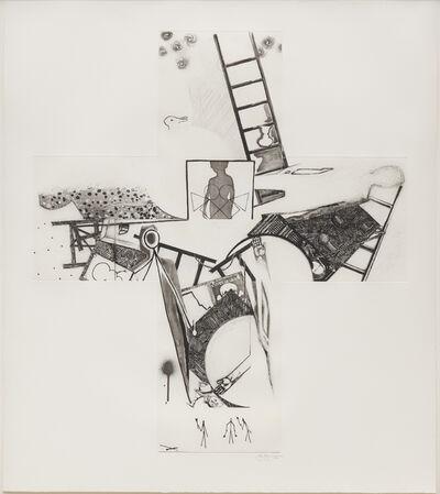 Jasper Johns, 'The Seasons', 1990