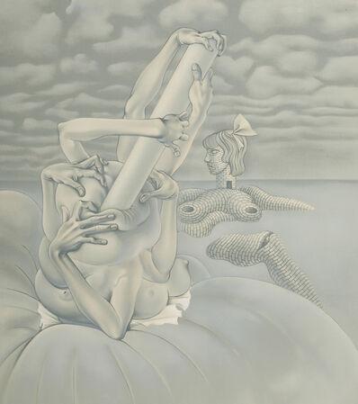Hans Bellmer, 'Etreintes', 1974