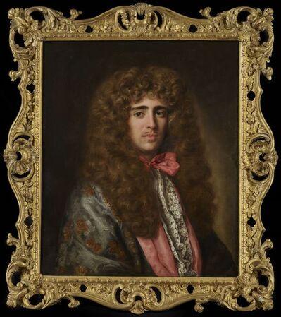 Jakob Ferdinand Voet, 'John Offley (1650 – 1688) of Madeley and Crewe Hall [?]', 1670-1675
