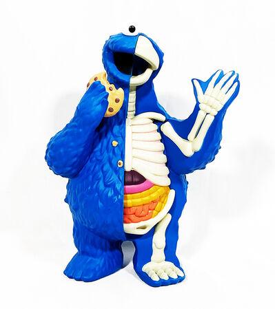 Jason Freeny, ''XXRAY Plus: Cookie Monster'', 2019
