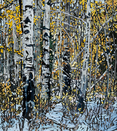 Deb Komitor, 'When Seasons Collide II', 2016