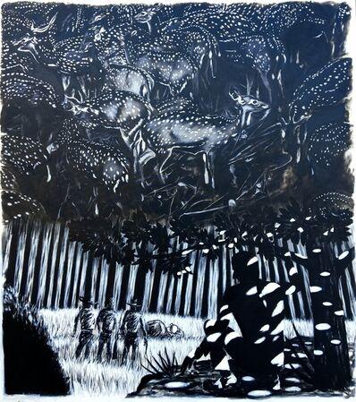 Ken Craft, 'Night of the Cowards', 2018