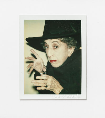 Andy Warhol, 'Witch', 1980