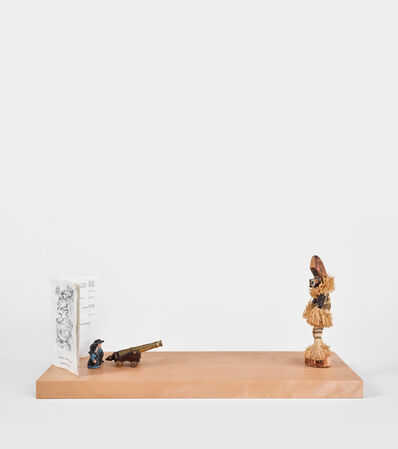 Chris Burden, 'Right to Bear Arms (from Small Guns Series)', 1994
