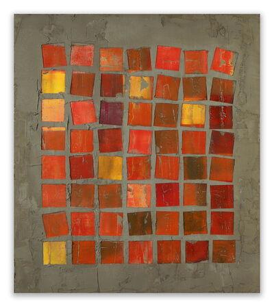 Pierre Auville, '56 Squares', 2014