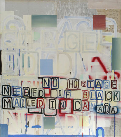 Graham Gillmore, 'No Hostage Needed if Blackmailed in Canada', 2008