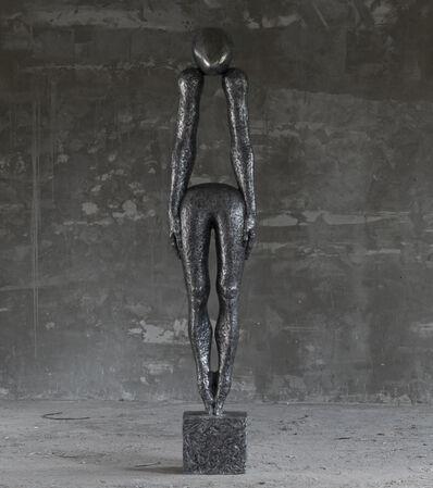 Sergii Shaulis, '№A', 2018