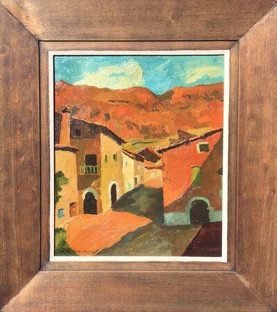Angel Botello, 'Vista de Madrid ', ca. 1938