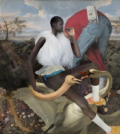 Igor Skaletsky, 'Ostrich Ride', 2020