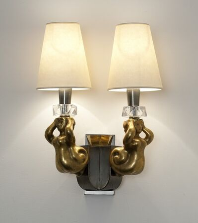 Georges Jouve, 'Pair of Sconces', ca. 1955