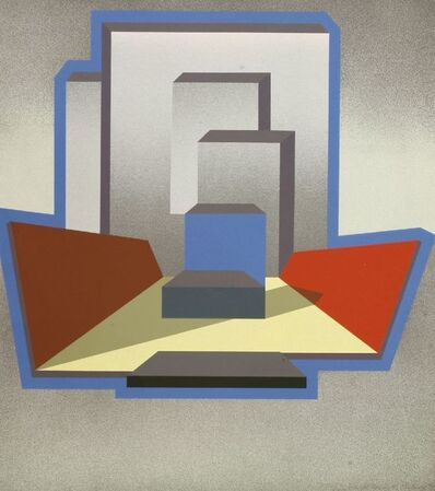 Michael Challenger, 'ENDS AND BENDS', 1979
