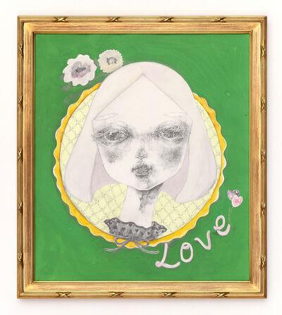 Masumi Sakamoto, 'Love ♡♡', 2021