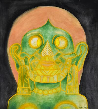 Alfonso Barrera, 'Máscara de Jade', 2020