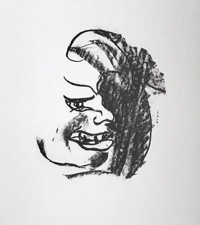 Sam Francis, 'Self Portrait (SF41)', 1974