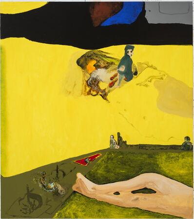 Jorge Queiroz, 'Different Trains #1', 2016