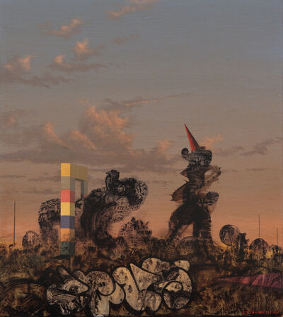 MJ Lourens, 'The pro's and cons of liberty III', 2017