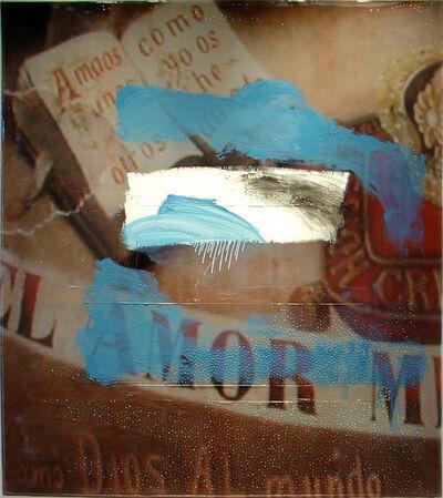 Julian Schnabel, 'Untitled (Amor Misericordioso IV)', 2004
