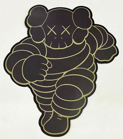 KAWS, 'KAWS Galerie Perrotin Paris 2012 (KAWS Running Chum announcement)', 2012