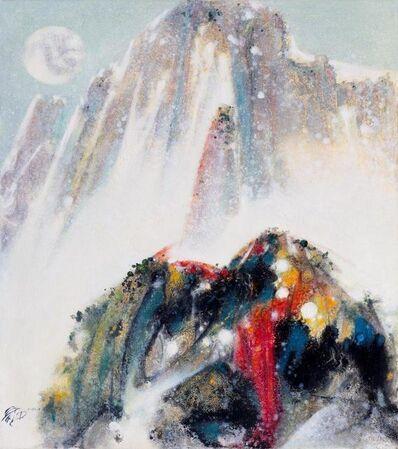 Hu Chi-Chung 胡奇中, 'Painting 7780', 1977