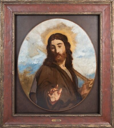 Édouard Manet, 'The Christ as a Gardener', 1856-1860