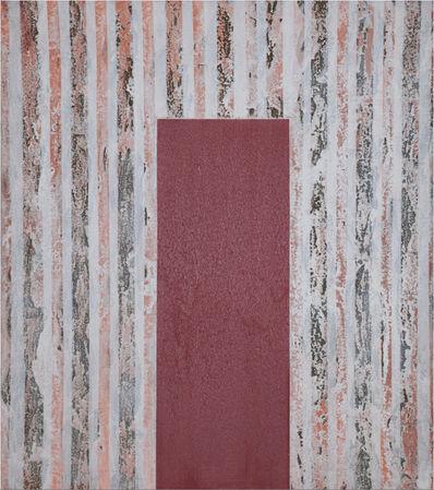 Judit Reigl, 'Entrée-Sortie', 1986