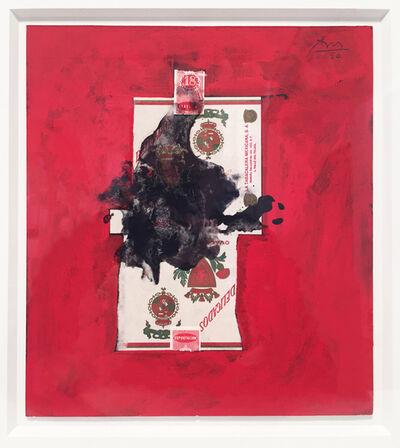 Robert Motherwell, 'Delicados', 1980