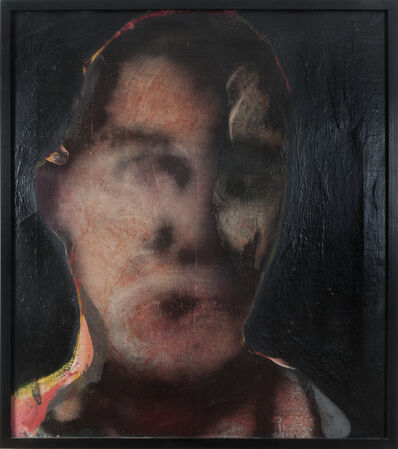 Douglas Max Utter, 'Portrait', 1989-1991