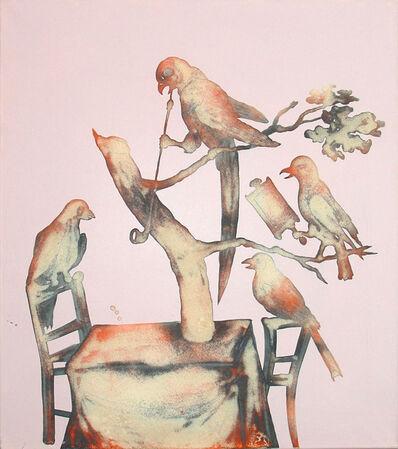 Nicola Bolla, 'Untitled (Birds)', 2000