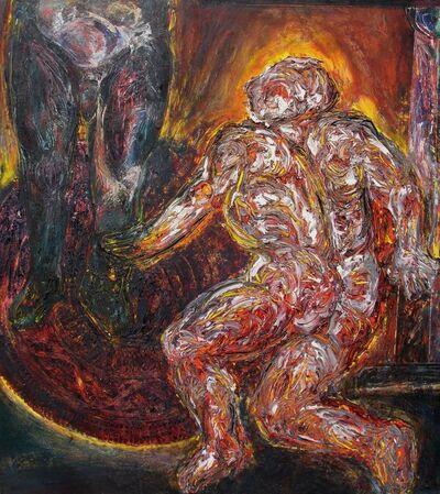 Arnaldo Roche-Rabell, '¿Quién tiene la cura?', 1989