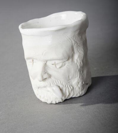 Robert Arneson, 'Head Cup', 1972